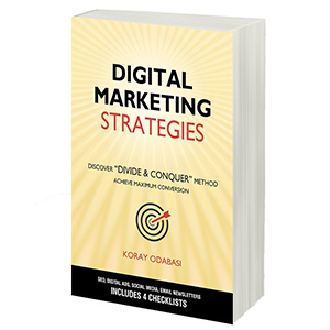 Digital Marketing Strategies book